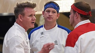 Watch Hell's Kitchen Season 16 Episode 11 - Aerial Maneuvers Online