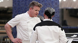 Watch Hell's Kitchen Season 16 Episode 14 - Playing Your Cards R... Online