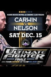 The Ultimate Fighter 16: Team Nelson vs. Team Carwin