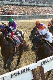 Horse Racing on CBS