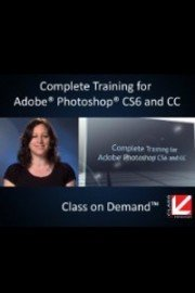 Complete Training for Adobe Photoshop CS6 & CC (Institutional Use)