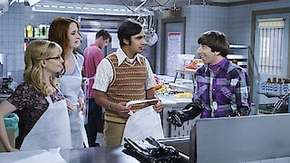 Watch The Big Bang Theory Season 9 Episode 9 - The Platonic Permuta... Online
