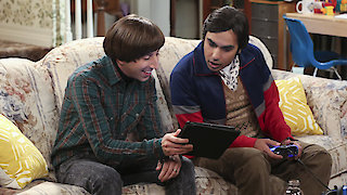 Watch The Big Bang Theory Season 9 Episode 10 - The Earworm Reverber... Online