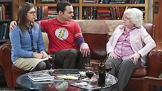 Watch The Big Bang Theory Season 9 Episode 14 - The Meemaw Materiali... Online