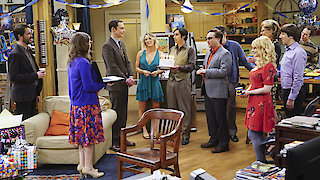 Watch The Big Bang Theory Season 9 Episode 17 - The Celebration Expe... Online