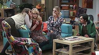 Watch The Big Bang Theory Season 9 Episode 18 - The Application Dete... Online