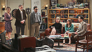 Watch The Big Bang Theory Season 9 Episode 24 - The Convergence Conv... Online
