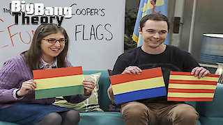 Watch The Big Bang Theory Season 10 Episode 7 - The Veracity Elastic... Online