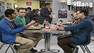 Watch The Big Bang Theory Season 10 Episode 9 - The Geology Elevatio... Online