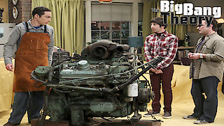 Watch The Big Bang Theory Season 10 Episode 15 - The Locomotion Rever... Online