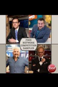 Food Network Competition Shows TV Sampler