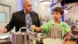 Watch Kids Baking Championship - Chocolate Pie Can't Stand up Online
