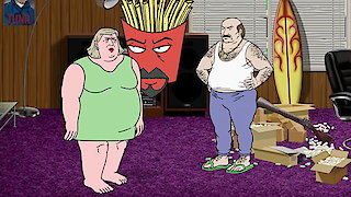 Watch Aqua Teen Hunger Force Season 11 Episode 7 - Hospice Online