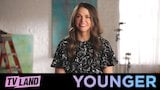 Watch Younger - 'Liza Drops the Mic Ep. 6 BTS | Younger Season 5 Insider Online