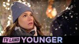 Watch Younger - 'A Kiss in the Snow Ep. 7 BTS | Younger Season 5 Insider Online