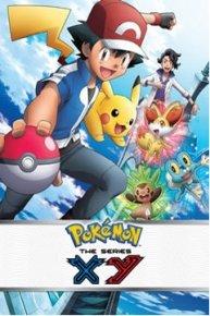 Pokemon the Series: XY Kalos Quest