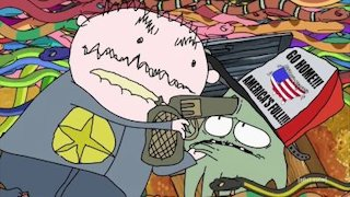 Watch Squidbillies Season 9 Episode 5 - Bunker Down, You Hai... Online