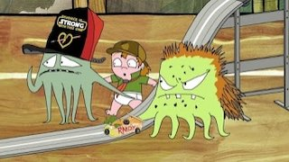 Watch Squidbillies Season 10 Episode 3 - Trackwood Race-ist Online