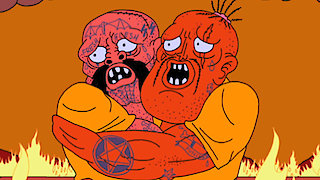 Watch Superjail! Season 4 Episode 1 - Superhell! Online
