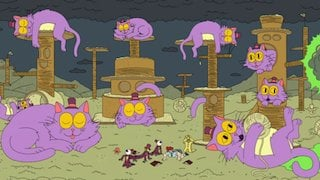 Watch Superjail! Season 4 Episode 5 - Superstorm! Online