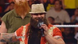 WWE Raw Season 20 Episode 1051