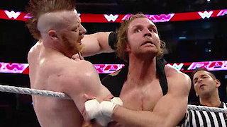 Watch WWE Raw Season 24 Episode 1181 - Mon, Jan 11, 2016 Online