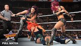 Watch WWE Raw - FULL MATCH - Team PCB vs. Team B.A.D. vs. Team Bella: SummerSlam 2015 (WWE Network Exclusive) Online