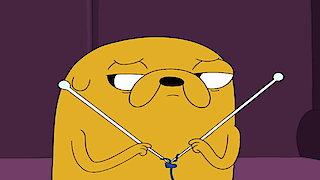 Adventure time season 1 episode 18 - Descendants of darkness