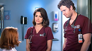 Watch Chicago Med Season 3 Episode 1 - Speak Your Truth Online