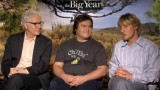 Watch In Character With Season  - Steve Martin, Owen Wilson and Jack Black of