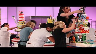 Watch Cake Wars Season 6 Episode 1 - Happy Birthday Dr. ....Online