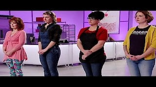 Watch Cake Wars Season 6 Episode 4 - Champs: Lego Online