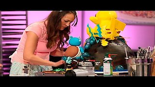 Watch Cake Wars Season 6 Episode 5 - Champs: Pok�mon Online