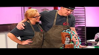 Watch Cake Wars Season 6 Episode 7 - Champs: Disney Princ...Online