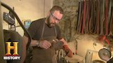 Watch Forged in Fire - Forged in Fire: Bonus - Spadroon Home Forge Challenge (Season 4, Episode 19) | History Online