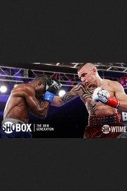ShoBox: The New Generation: Redkach vs. Amidu