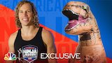 Watch American Ninja Warrior - Grant McCartney Runs from Dinosaurs (Digital Exclusive) Online