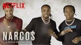 Watch Narcos - Narcos: Mexico | Migos Ad-libs: The Showdown | Netflix Online