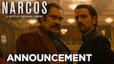 Watch Narcos - Narcos: Mexico | Announcement: The Story Continues [HD] | Netflix Online