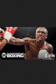 Showtime Championship Boxing: Berto vs. Upsher