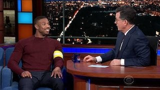 The Late Show with Stephen Colbert Season 2018 Episode 75