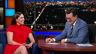 The Late Show with Stephen Colbert Season 2018 Episode 78