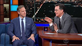 The Late Show with Stephen Colbert Season 2018 Episode 129