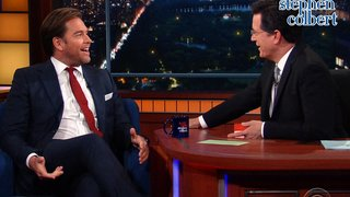 The Late Show with Stephen Colbert Season 1 Episode 169