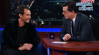 The Late Show with Stephen Colbert Season 3 Episode 8