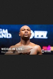 WEIGH-IN LIVE: Mayweather vs. Berto