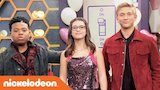 Watch Game Shakers - Valentine's Day Slow Jams  Pickup Lines w/ Benji, Madisyn & Thomas! | Game Shakers | Nick Online
