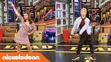 Watch Game Shakers - Thomas Kuc & Maddie Shipman Game Shakers EPIC Dance Battle!! | Nick Online