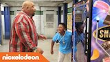 Watch Game Shakers - 'Snackpot!' Food Prank w/ Benji Flores  | Game Shakers | Nick Online