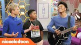 Watch Game Shakers - Benjamin Flores Jr. & Thomas Kuc's Epic Episode Recap Fail  | Game Shakers | Nick Online
